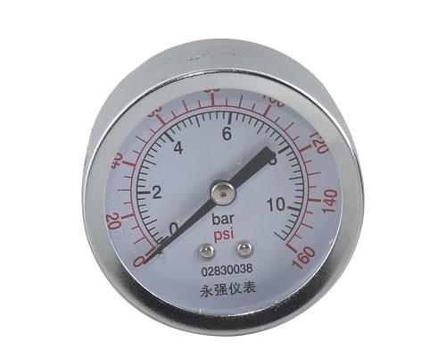 电泳壳压力表