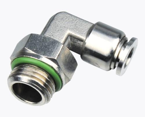 SSL-G L型螺纹弯头